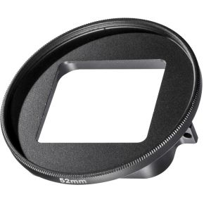 Mantona GoPro Filter Adapter voor 52 mm