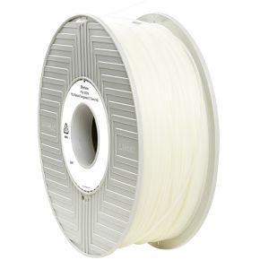 1.75 mm PLA kunststof Filament Transparant 1 kg