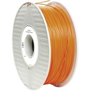 Verbatim 1.75 mm PLA kunststof Filament Oranje 1 kg