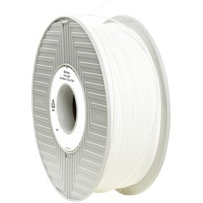 Verbatim 1.75 mm PLA kunststof Filament Wit 750 g