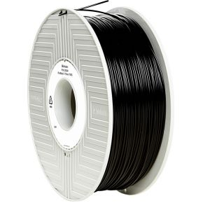 Verbatim 1.75 mm PLA kunststof Filament Zwart 750 g