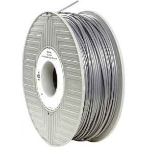Verbatim 2.85 mm PLA kunststof Filament Zilver-metallic (mat) 1 kg
