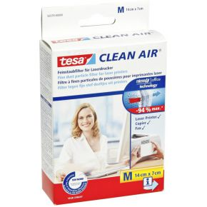 Fijnstoffilter Maat M 14 x 7 cm Clean Air