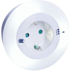 Nachtlicht LED 3 kleuren instelbaar