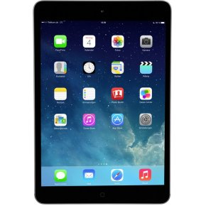 iPad mini Retina WiFi Cell 16GB space grijs ME800FDA
