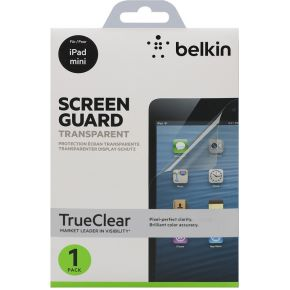 Screen overlay iPad mini, transparent