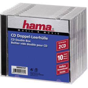 Image of CD/DVD - Hoes - Hama