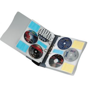 Hama 62612 CD Ordner 120 Stuks