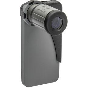 Carson HookUpz 7x18 CloseUp Monoculair met iPhone 5 Adapter