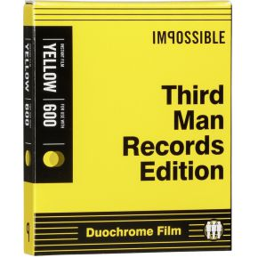 Image of Impossible 600 BlackYellow third man records