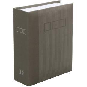 Image of Deknudt insteekalbum 12,5x16,5 100 F. 10x15 grijs A40H70100P