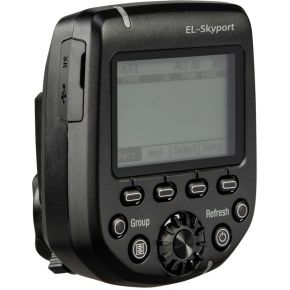 Image of Elinchrom Skyport Transmitter Plus HS voor Canon