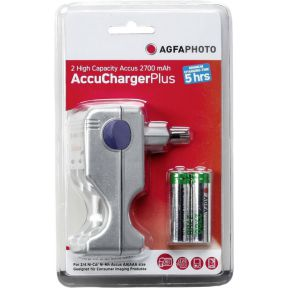 AgfaPhoto AccuCharger plus (70110)