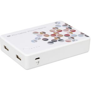 GP Portable PowerBank N304 10400 mAh Wit