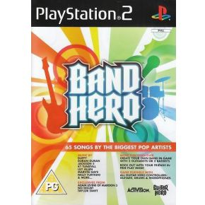 Image of Activision Band Hero, PS2