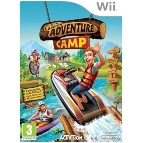 Image of Activision Cabela's Adventure Camp, Nintendo Wii