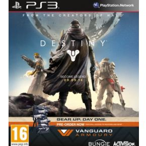 Image of Activision Destiny Vanguard Armoury Edition, PS3