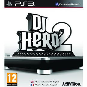 Image of Activision DJ Hero 2, PS3