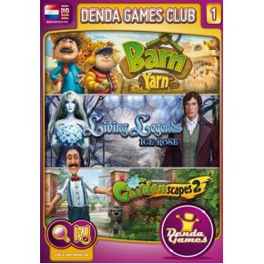 Image of Denda Casual Games Club 1, PC