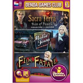Image of Denda Casual Games Club 2, PC