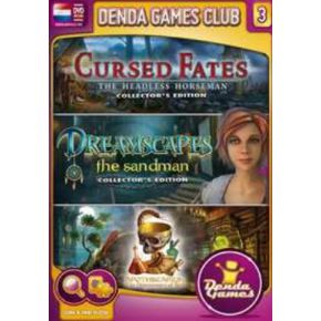 Image of Denda Casual Games Club 3, PC