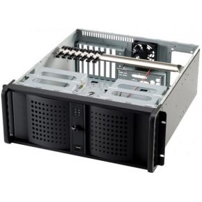 Image of Fantec TCG-4800X47A-2 4U 528mm 400W ATX