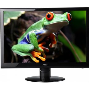 "Image of AOC e2752Vq 27"""" Black Full HD"