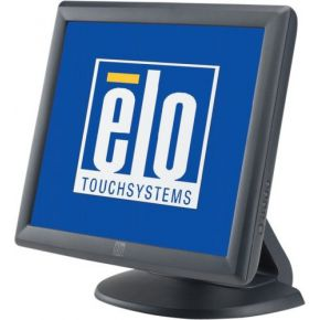 ELO 1715L, 43.2 cm (17''), IT, donkergrijs touch monitor (4:3), 43.2 cm (17''), IntelliTouch, 1280x1