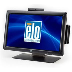 ELO 2201L, 55.9 cm (22''), iTouch, donkergrijs touch monitor (16:9 (breedbeeld)), 55.9 cm (22''), iT