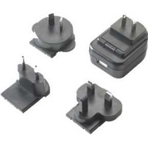 Motorola Power Supply: 100-240 VAC 5V 1.2A W-Plugs (PWRS-124306-01R)