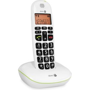 Image of Doro Phone Easy 100W White 25070004