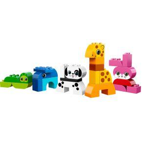 Lego Duplo Creative Play Creatieve Dieren 10573 Stuk