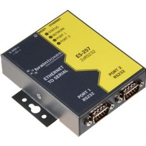 Brainboxes ES-257 netwerkkaart & -adapter