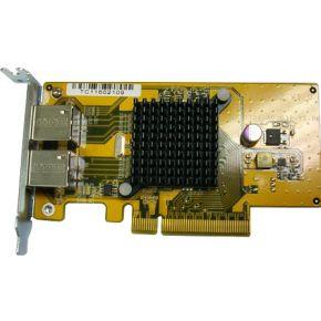 QNAP LAN-1G2T-U netwerkkaart & -adapter
