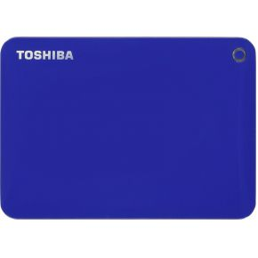 Toshiba TOSHIBA CANVIO CONNECT II 3TB blue (HDTC830EL3CA)