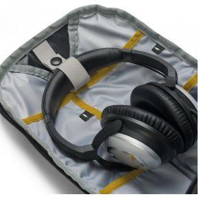 Dicota Dicota, Backpack Active 14-15.6 inch (Zwart-Geel) (D31048)