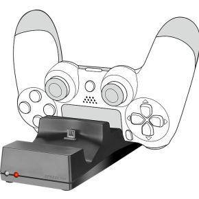 SPEEDLINK Speedlink, JAZZ USB Charger (Black) PS4 (SL-450000-BK)