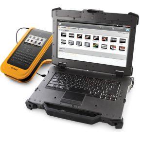 Labelprinter Dymo xtl 500 kit qwerty