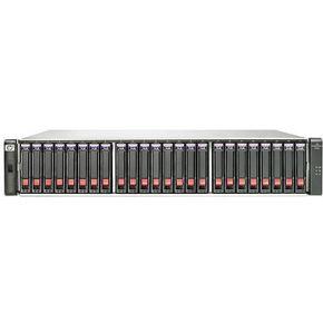 Image of Hewlett Packard Enterprise P2000 G3 SAS MSA Bundle