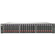 Image of Hewlett Packard Enterprise StorageWorks P2000 G3 iSCSI MSA DC w/12 600GB 6G SAS 10K SFF HDD 7.2TB Bu