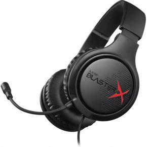 Creative Labs Headset Creative Sound BlasterX H3 (70GH034000000)