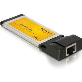 Image of Delock Express Card 1 x Gigabit LAN