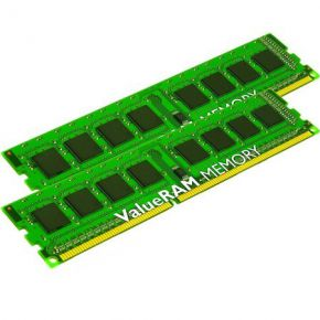 Kingston Technology ValueRAM 16GB(2 x 8GB) DDR3-1600