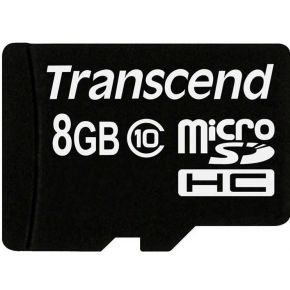 Transcend TS8GUSDHC10 flashgeheugen