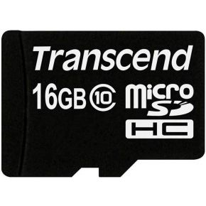 Transcend TS16GUSDHC10 flashgeheugen