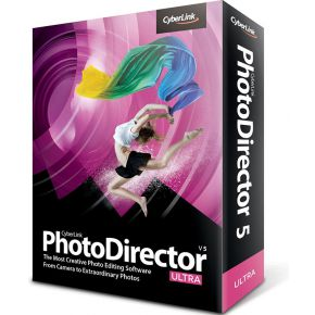 Image of Cyberlink PhotoDirector 5 Ultra