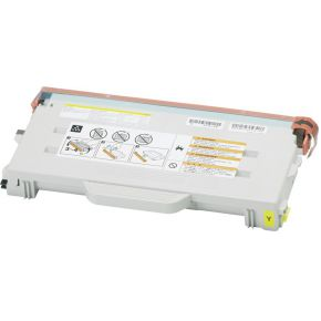 Image of Brother TN-04Y Toner Geel