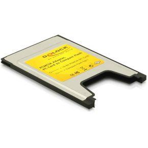 Image of Delock PCMCIA Card 1x Compact Flash