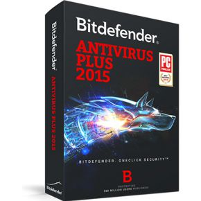 Image of Bitdefender Antivirus Plus 2015 NL 2Y 3PC