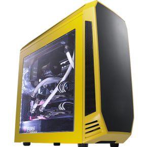 Image of BitFenix Aegis Core mATX, Geel/Zwart